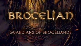 BROCELIAN - Guardians Of Brocéliande (Lyric Video)
