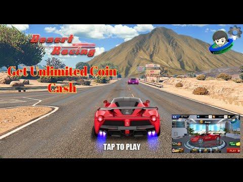 Game Desert Racing Hack Mod Apk   Get Unlimited Coin Cash