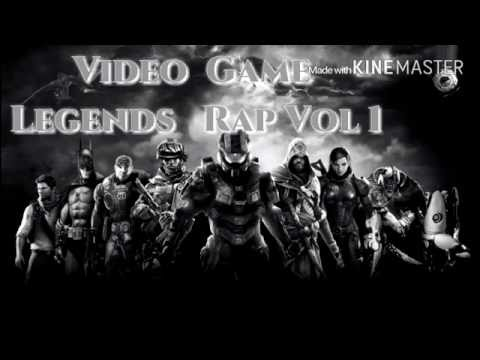 Nightcore Video Game Legends Rap Vol 1 JT Machinma