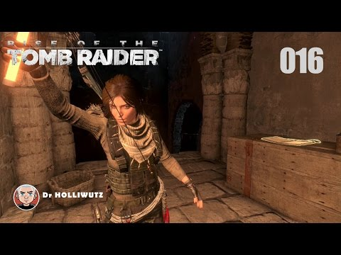Rise of the Tomb Raider #016 - Kampfvorbereitungen mit Jacob [XBO][HD]   Let's play Tomb Raider