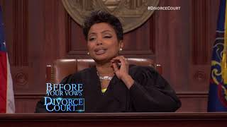 Classic Divorce Court: Champagne On A Beer Budget