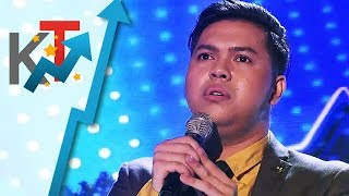 TNT Celebrity Champion  Rhap Salazar sings 'Lay Me Down'