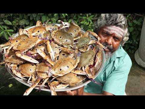 NANDU THOKKU Prepared by Farmer Daddy | Nandu Masala Recipe | Village Nandu Thokku | Farmer Cooking