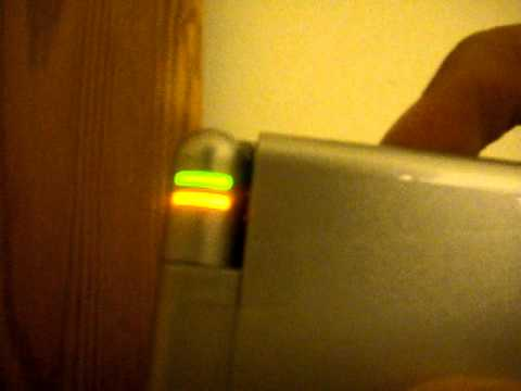 NDS lite blown fuse - Trick to turn on the DS