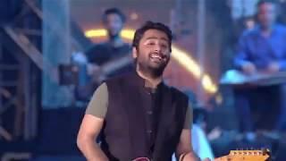 Yeh Fitoor Mera | Fitoor | Arijit Singh | Aditya Kapur, Katrina| live | performance |  royal stag |