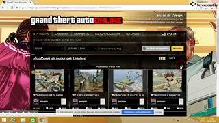 COMO ADICIONAR CORRIDAS NO GTA V ONLINE (PS3,PS4,XBOX 360 E XBOX ONE)