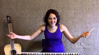 Уроки Вокала. Как расширить диапазон голоса? Полетный звук.