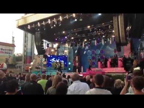 Jason Derulo- The Other Side Gröna Lund Stockholm  LIVE Sommarkrysset 22/6-13