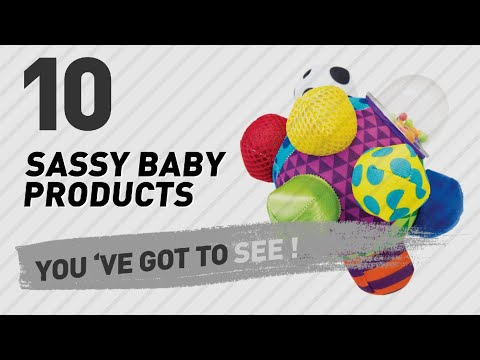 Sassy Baby Products Video Collection // New & Popular 2017
