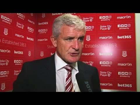 Mark Hughes On Spurs Defeat