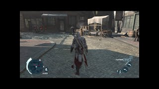 Assassin's Creed III gameplay pc (hunting animals)