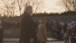 President Trump and Vice President Pence Visit the Martin Luther King Jr. Memorial