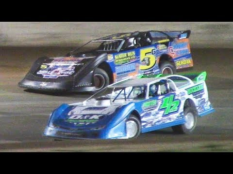 The RUSH Crate Late Model Feature at Stateline Speedway (Busti, NY) on Saturday, May 11th, 2019! Results (Top 5): 1) Damian Bidwell 2) Scott Gurdak 3) ... - dirt track racing video image