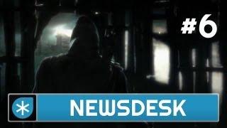 TSAtv Newsdesk #6: агентом, square Enix, і GT кіно