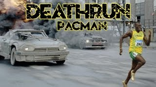 Cod 4 Mods: Death Run on Pacman (Live Commentary/Gameplay)