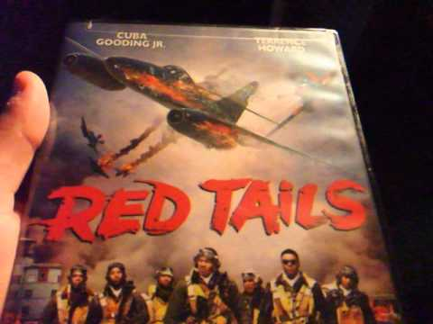 Red tails dvd review
