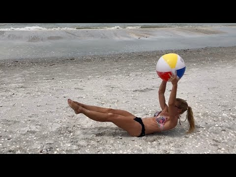 Beach Ball Workout By MAX Training