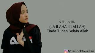 Download Nissa Sabyan feat  SBY   Laa Ilaaha Illallah Lirik Sholawat Terbaru 2019   YouTube