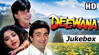 Video Deewana 1992 Songs HD - Shahrukh Khan, Rishi Kapoor, Divya Bharti | Hits of Kumar Sanu & Alka Yagnik download MP3, 3GP, MP4, WEBM, AVI, FLV Agustus 2018