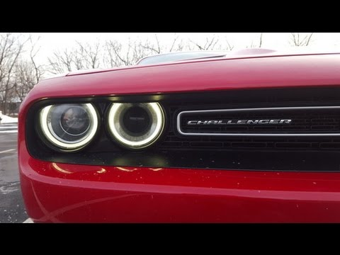 Review | 2016 Dodge Challenger V6