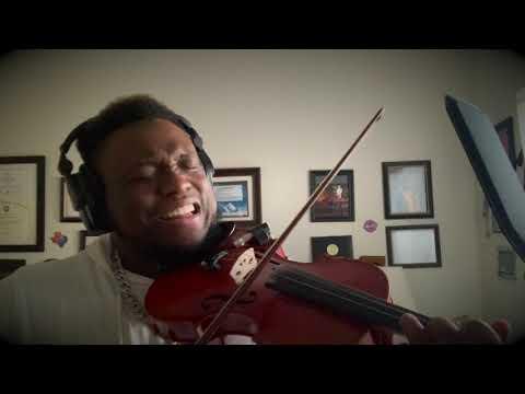 TLC - No Scrubs (Dominique Hammons Violin Cover)