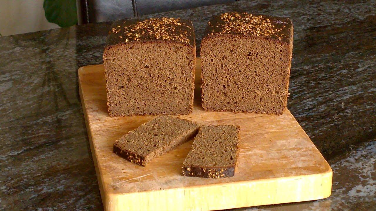 Хлеб бородинский рецепт в домашних условиях 494