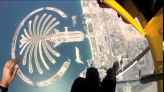Arkasia   Gravity прыжки с парашютом