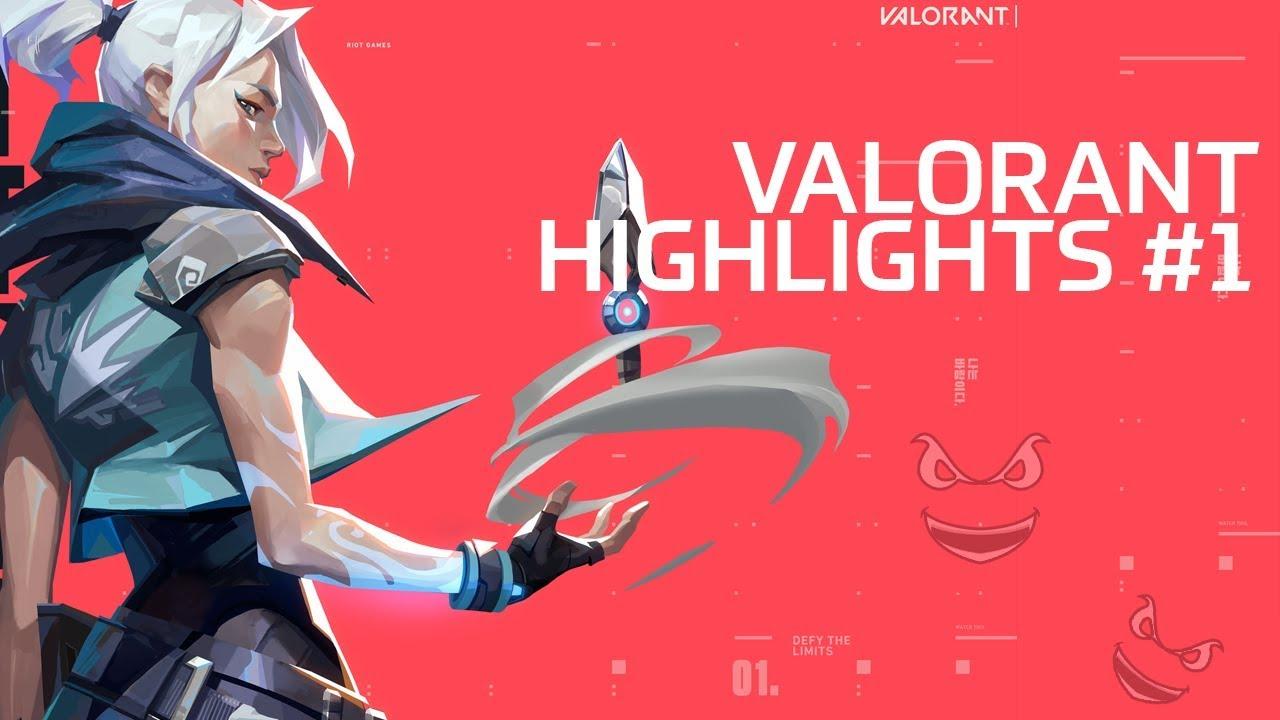 slain - Valorant Highlights #1