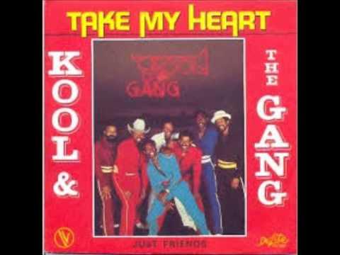 kool and the gang / take my heart (HD)