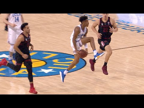 Jaylen Hands' through-the-legs assist for UCLA is the Opus Bank #12Best Play of the Week