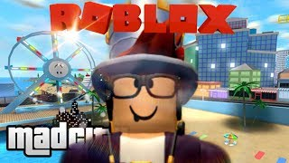 The game that beat jailbreak!! (MadCity ROBLOX)