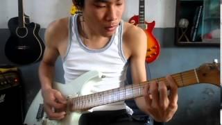 阿杜&江蕙-夢中的情話 (Guitar cover)