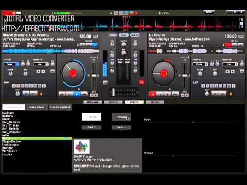 Mixing hindi songs virtual dj By TaRiQ