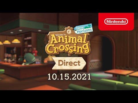 Animal Crossing: New Horizons Direct 10.15.2021