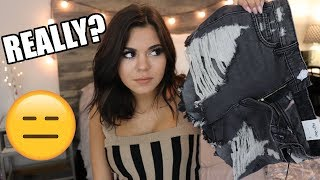 ONLINE CLOTHING HAUL Try On