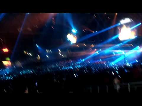 Alan walker - routine y Hymn for the weekend / andes special Chile 2017