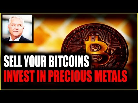 JAMES TURK - Remove Cryptos from Your Hand, Invest in Precious Metals