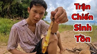 LamTV - Trận Chiến Cắm Trại Sinh Tồn Thắng 100 Triệu | Camping Survival Battle Wins $100,000,000