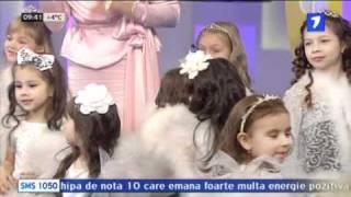"""Anisoara Puica cu &quotIubirea lui Iisus"""" la Jurnal TV"""