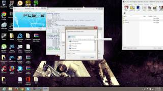 how to put bios in pcsx2