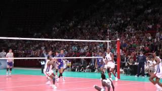 World League Volley Ball CUBA vs FRANCE Full 2011
