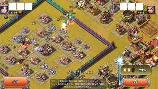 スマホアプリゲーム三国天武の紹介です 初心者~中級者向けの動画になり...
