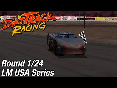 Dirt Track Racing (PC) - LM USA Series @ Southern Iowa Speedway [Rd 1/24]