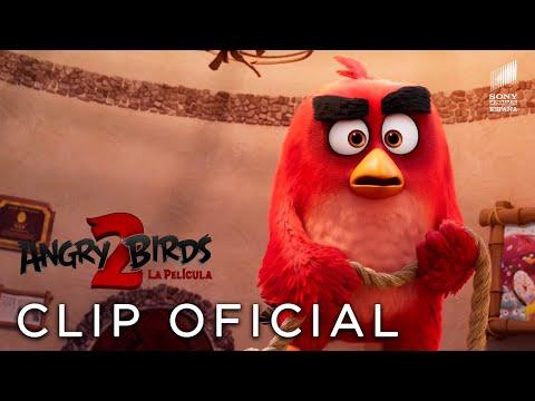 ANGRY BIRDS 2: LA PELÍCULA. Avance Exclusivo. Ya En Cines.