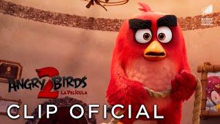 ANGRY BIRDS 2: LA PELÍCULA. Avance exclusivo. En cines 23 de agosto.