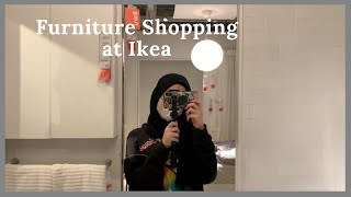 My Daily Life Series | Furniture shopping | Rafa dhafina