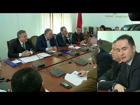 Plas sherri në Komisionin e Sigurisë, Ndreu për Salianjin: Po provokon të gjithë, ti do rrahur