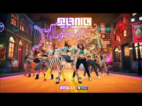Girls' Generation- I GOT A BOY (Short Ver.) Audio
