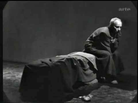 Samuel Beckett - He Joe (deutsch/german)