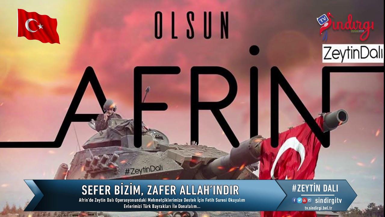 Afrin Fetih Suresi